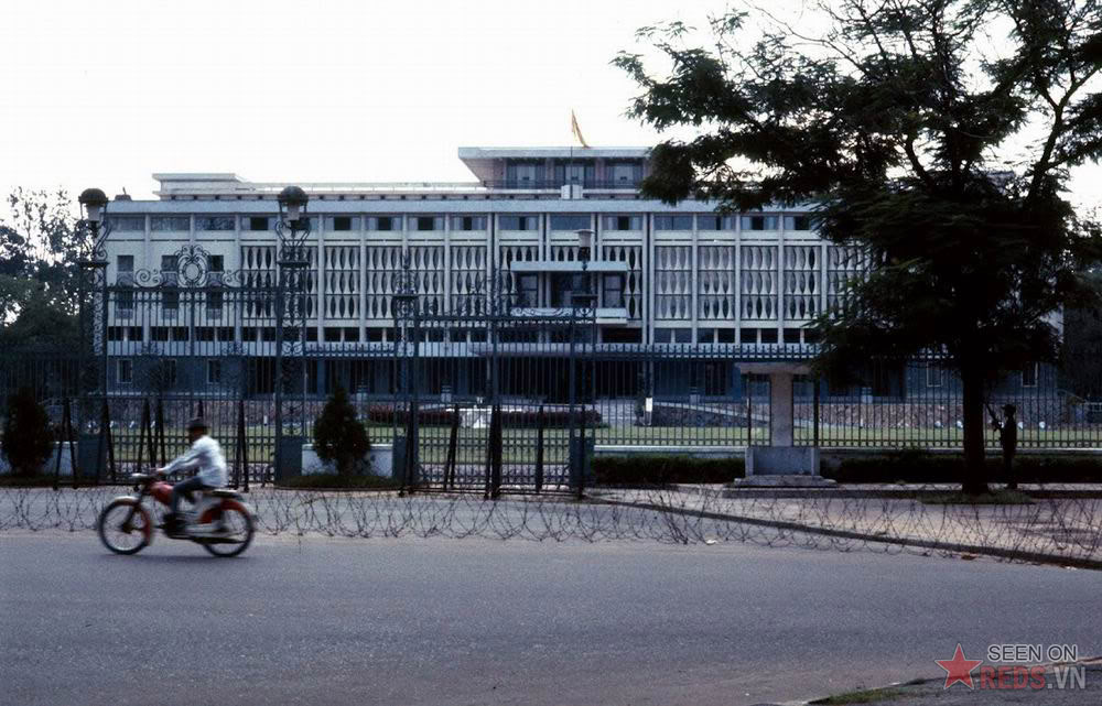SÀI GÒN 1968-1969 DƯỚI ỐNG KÍNH BRIAN WICKHAM [KỲ1]
