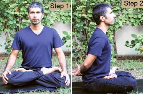 BÀI 53: TƯ THẾ CHÀO YOGA [Yoga Mudrasana] VÀ NHỮNG THẾ BIẾN...