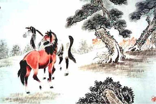 Bài Học Đáng Suy Gẫm Từ Câu Chuyện Về 2 Con Ngựa