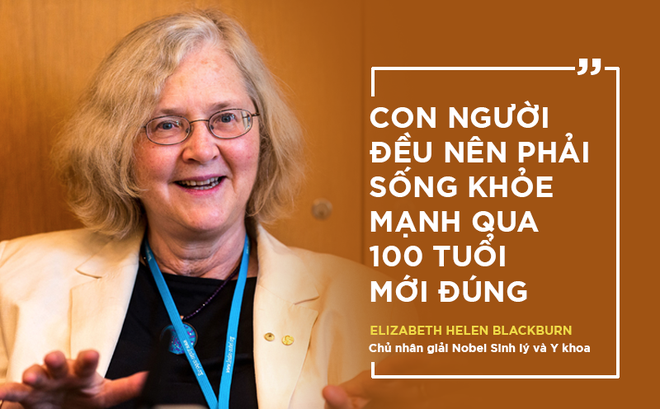 """Ăn tốt, tập đều mới chỉ sống """"một nửa cuộc đời"""": Chủ nhân giải Nobel chỉ ra 50% còn lạ"""